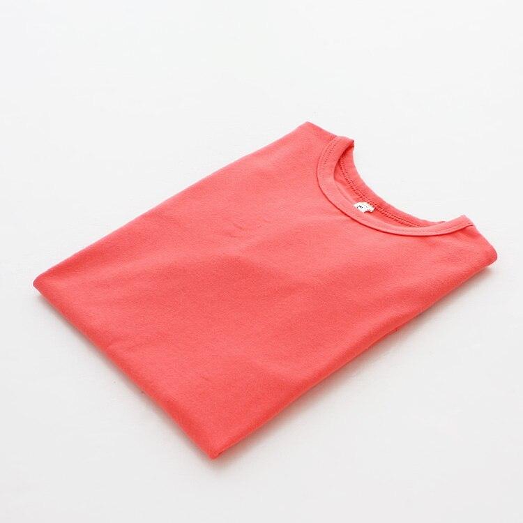2019 New Boy Girl Kids T-shirt Ropa de verano Casual Color del - Ropa de ninos - foto 6