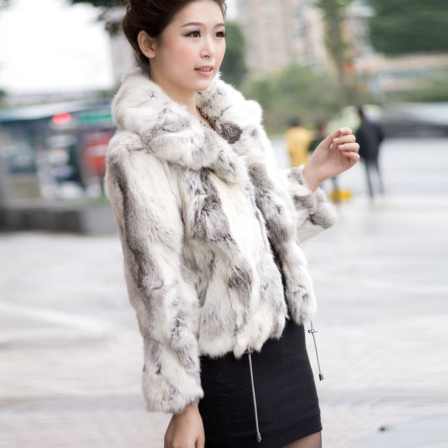 Aliexpress.com : Buy Fur Story 010120 real nature color rabbit fur