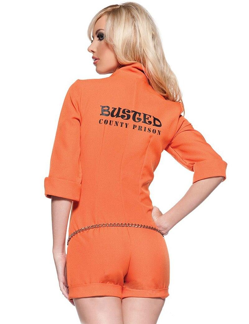 Aliexpress.com : Buy MOONIGHT Orange Escaped Prisoner Inmate ...