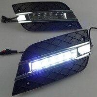 High Quality LED Daytime Driving Running Fog Light Lamp For Mercedes Benz W164 ML350 ML280 ML300