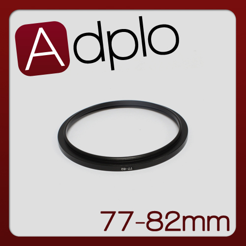 77-82mm 77MM to 82MM Step Up Ring Filter Adapter Ring