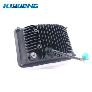 Image 3 - Fjyueng led ضوء العمل 4X6 بوصة مستطيلة 60 واط LED المصباح ل بيتربيلت كينوورث شحن بطانة 12 فولت 24 فولت 5 بوصة H4