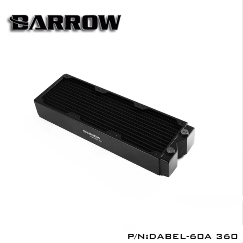 Barrow Dabel 60a 360 high density single wave copper water cooled row 60MM thick row