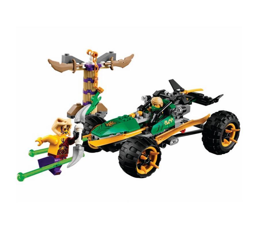 N baby Jungle Raider building Blocks Bricks Toys for ...
