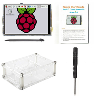 New Original 3 5 Inch LCD TFT Touch Screen Display For Raspberry Pi 2 Raspberry Pi