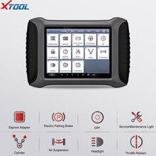 XTOOL A80 OBDII полный Системы диагностический инструмент для студийной съемки с изображением специальный Функция Wi-Fi/Bluetooth (голубой зуб), Бесплатная обновление онлайн OBD2 Авто диагностический сканер