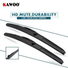 Автомобильные стеклоочистители kawoo 2 шт 22 дюйма + 20 дюймов