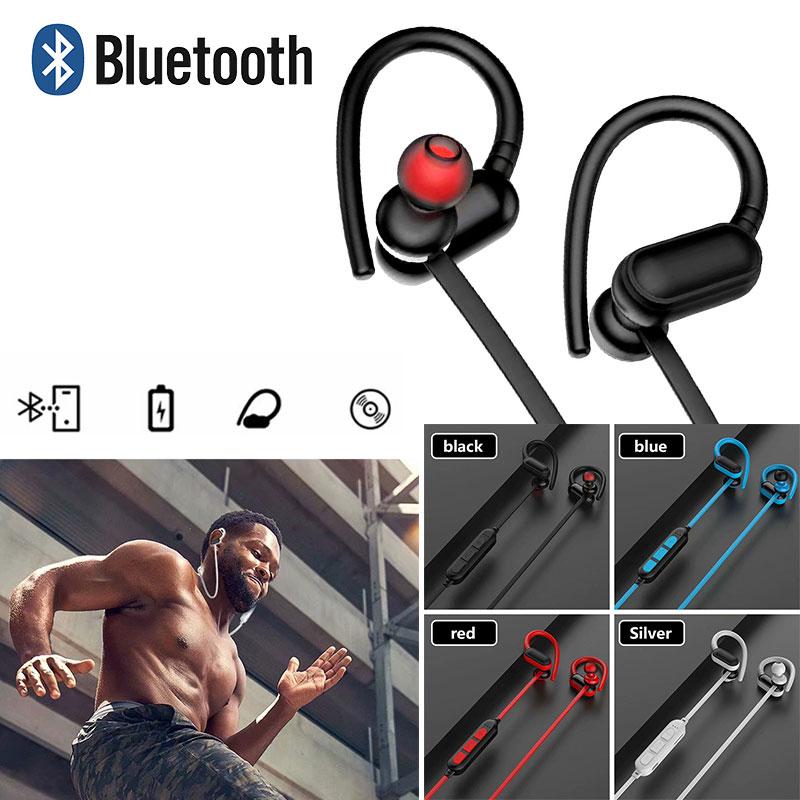 Drahtlose Kopfhörer Bluetooth V5.0 Kopfhörer Kopfhörer Abs In Ohr Qualität Smartphone Langlebig Tf Slot
