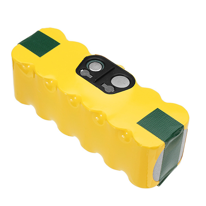14.4V 4000mAh Replacement Battery Sweeping Machine Battery Pack for Irobot/Roomba Battery 770 780 790 880 570 560 550 500 650.