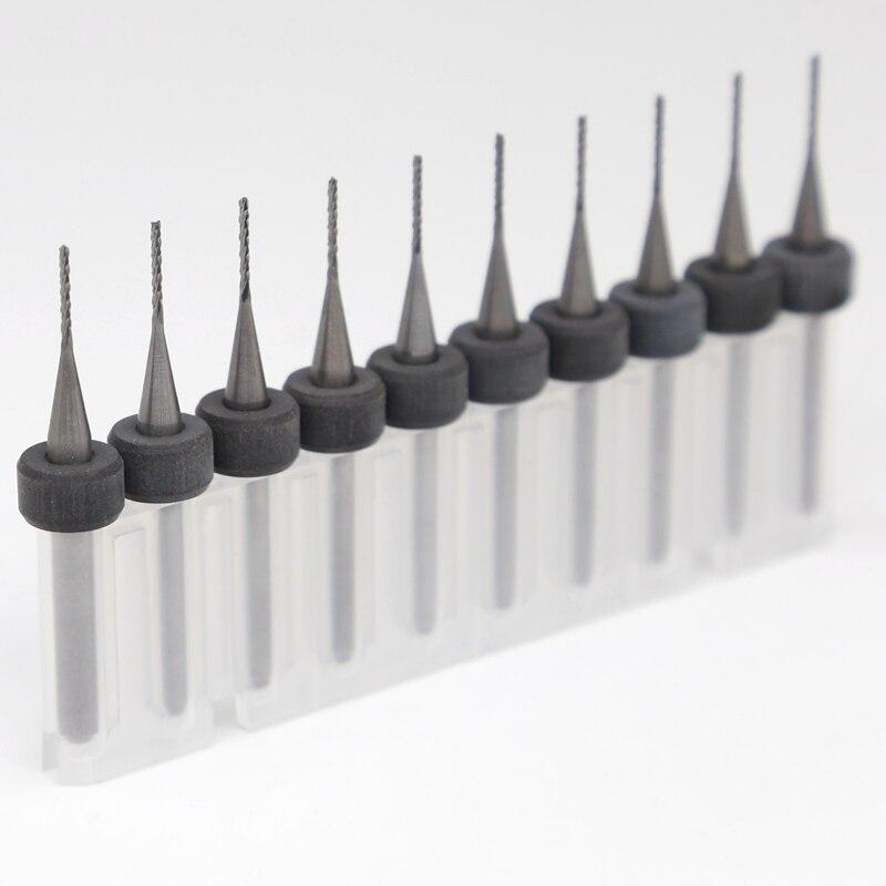 CNC trükkplaadilõikur 10tkCNC ruuteri tööriistad 0,8 mm - - Tööpingid ja tarvikud - Foto 6