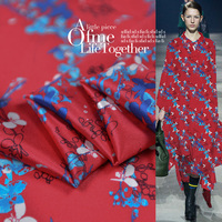 soft lycra silk fabric stretch silk satin dress gown material