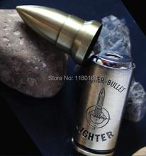 Kreative persönlichkeit kugel USB lade leichter ultradünne metallimpulsladung elektronische küche zigarettenanzünder e0041