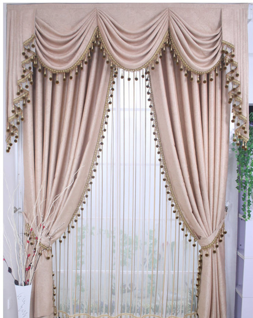Venetian Blinds Cortinas Para Sala Curtains For Living Room A Velvety Cloth Embossed Blackout Hotel