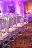Wedding Crystal Acrylic Chair Wedding Decoration Wedding Supply 4pcs Lot Transparent Clean Chairs