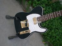 Guitarra elétrica guitarra Elétrica Atacado new tl jazz elétrico cor preto com Acessórios de ouro/oem guitarra/violão na china