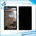 1 piece black free shipping tested replacement repair parts 4.3 inch screen for Nokia Lumia X2 dual lcd display with touch+frame