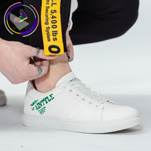 hot deal buy spring and summer 2019 small white shoes casual breathable trend korean version of casual shoes men's casual shoes man shoes