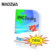 EcuVonix 3,2 IMMO Универсальное декодирование 3,2 удаление IMMO кода ECU с Keygen для неограниченной установки на многих ПК