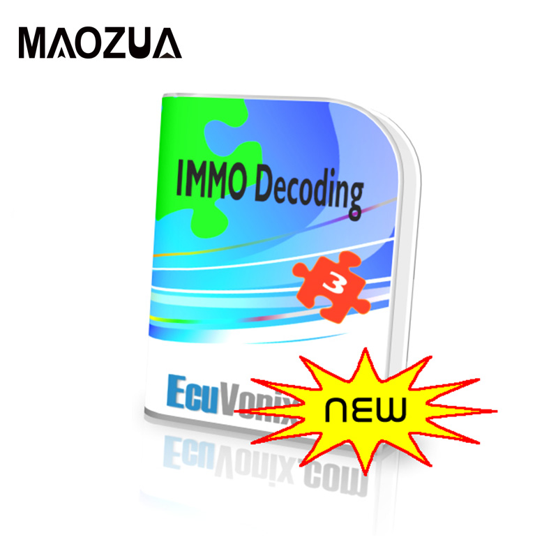 EcuVonix 3 2 IMMO Universal Decoding 3 2 Remove IMMO Code of ECU with Keygen for Unlimited Install on Many PC Free Shipping
