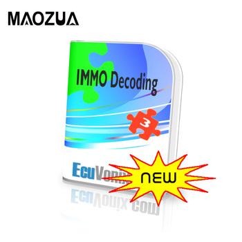 EcuVonix 3 2 IMMO uniwersalne dekodowanie 3 2 usuń IMMO kod ECU z Keygen dla nieograniczonej instalacji na wielu PC darmowa wysyłka tanie i dobre opinie MAOZUA Oprogramowanie only send link not send cd
