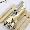 YUPARD яркий Фонарик Ночная Рыбалка Прожектор Прожектор Синий Свет промысел лампы свет Для 3x18650 аккумуляторная батарея