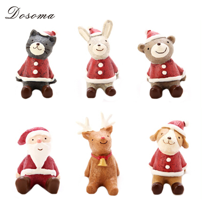 Online buy wholesale resin santa figurines from china