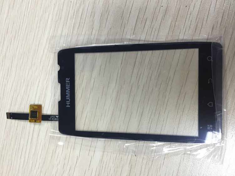 Original Hummer H1 Touch Screen Panel Digitizer Accessories For H1 3 5 inch Waterproof shockproof outdoor