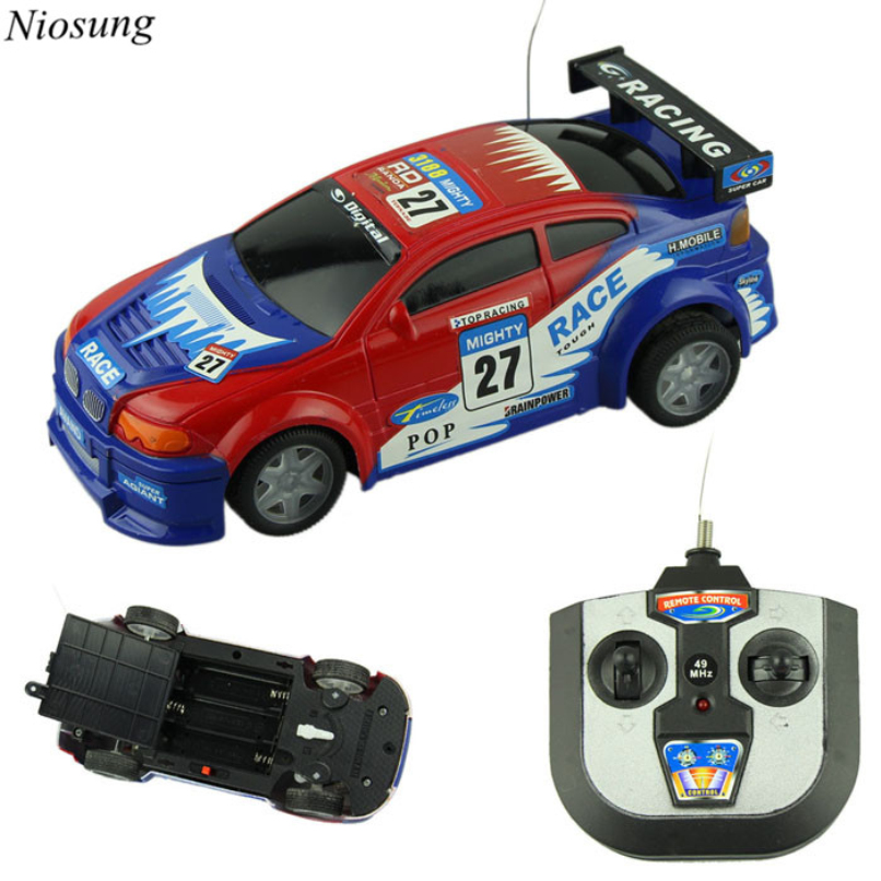 high speed mini 4 channels rc car rc toy car 4 wheels drive remote control toy car speed drift best gift for kids nob05