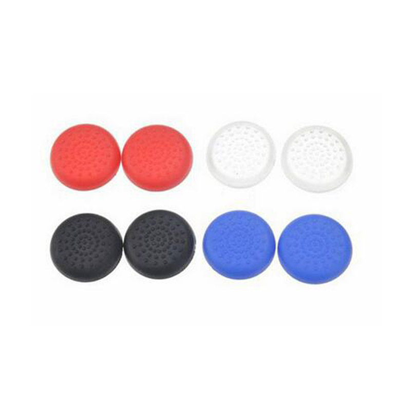 Thumb Sticker Analog Grips Cap Gamepad Joystick Thumbstick Cover Case For Sony Playstation 3/4 PS3 PS4 Xbox 360 Controller Skin