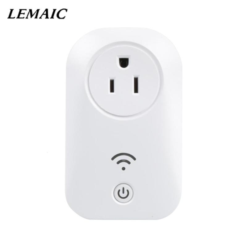 WiFi Smart Socket Smart Plug App Remote Control Work with Amazon Alexa Google IFTTT Supported Add More Features with Home