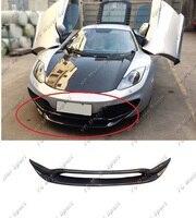 Car Accessories Carbon Fiber YC Deisgn Style Front Lip Fit For 2011 2014 MP4 12 C Front Lip Splitter Car styling| | |  -