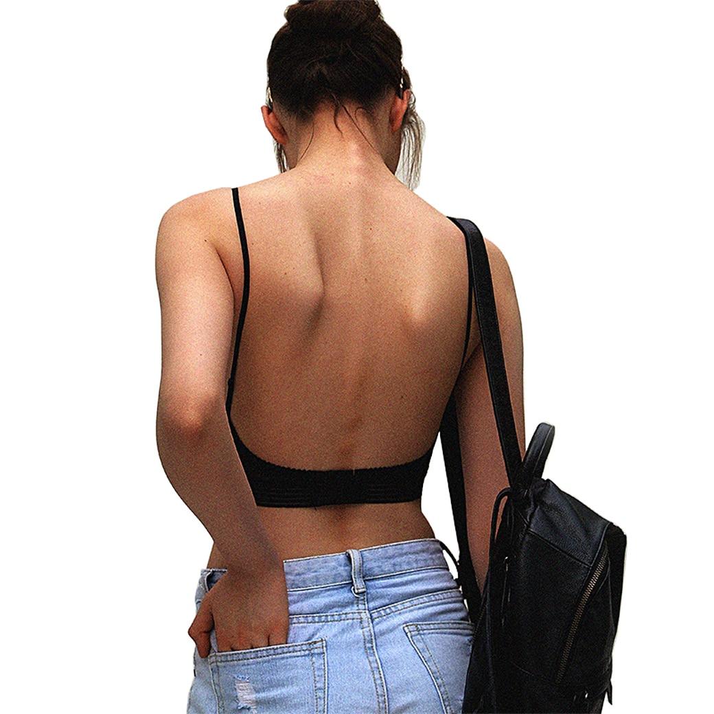New U Shape Backless Ultra Thin   Bra     set   Polka dot mesh see through   Bra   and panty   set   Sexy Bralette low waist Underwear Lingerie
