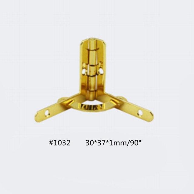 30 37 1mm Quadrant Cerniere Cerniere Metalliche Con Viti Per Il Vino