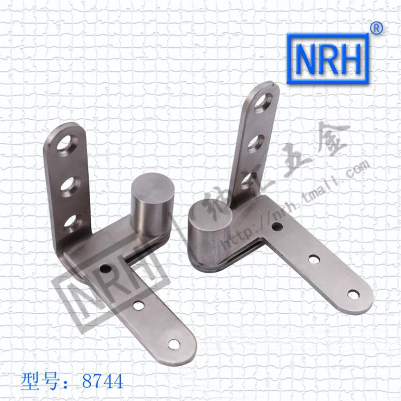 NRH8744 world hinge hinge Stainless steel door hinge Stainless steel hinge Stainless steel material [haotian vegetarian] antique chinese brass coat detachable door hinge hinge small 9cm
