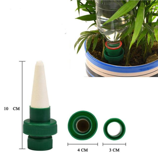 Ordinaire AsyPets 2PCS Ceramic Automatic Plant Watering Tool Drip Irrigation System Gardening  Accessories Decoration  25