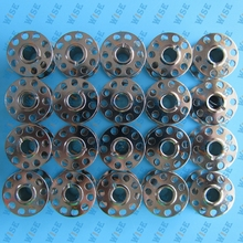 20 METAL BOBBIN FOR BERNINA 120,130,140,440,809,830,930,807,808,1030,1031,1120 # 2518 20PCS