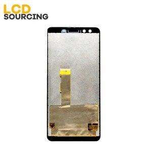 Image 3 - 6.0 inç HTC U12 artı LCD ekran dokunmatik ekranlı sayısallaştırıcı grup HTC U12 + artı ekran yerine