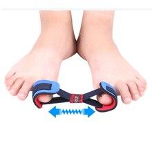 1 Pcs Hallux Valgus Corrector Elastic Belt Big Toe Separator