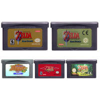 где купить The Legend ofZelda Series 32 Bit Video Game Cartridge Console Card дешево