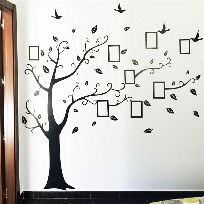 Perfecto Familia Retrato Marco árbol Elaboración - Ideas de Arte ...