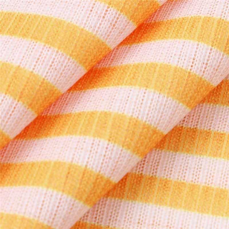 Feitong 夏のファッション女性のセクシーなストライプトップスラップベストブラウス作物トップキャミノースリーブシャツセクシータンクセクシーなカジュアルノースリーブの服