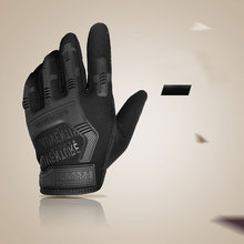 1 Pair Military Hard Knuckle Tactical Gloves Full Finger for Army Sport Driving Shooting Paintball Riding Motorcycle