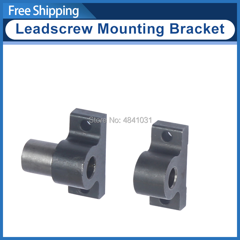 Leadscrew Mounting Bracket Left&Right Hand SIEG C2-127/131 Mini-Lathe