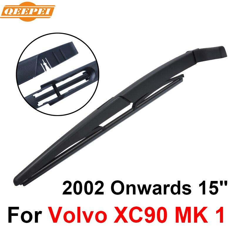 Pour Volvo XC90 2002 Essuie-Glace Bras+Lame Arrière