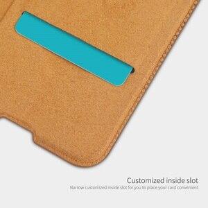Image 3 - Dla Huawei Honor 20 skrzynki pokrywa 6.26 NILLKIN Vintage Qin odwróć pokrywa portfel PU skóra + PC dla Huawei Honor 20 Pro przypadku