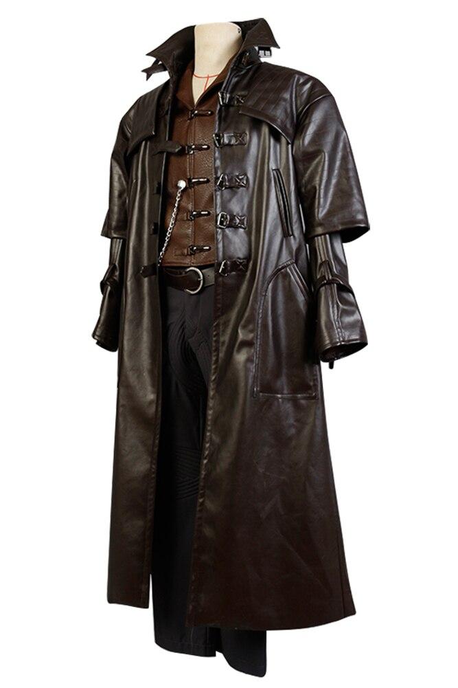 Van helsing mantel