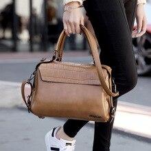 New Women Satchel Bag Handbag Simple Leisure Design Ladies Fashion Shoulder Bag Female Large Capacity Party Tote Handbags