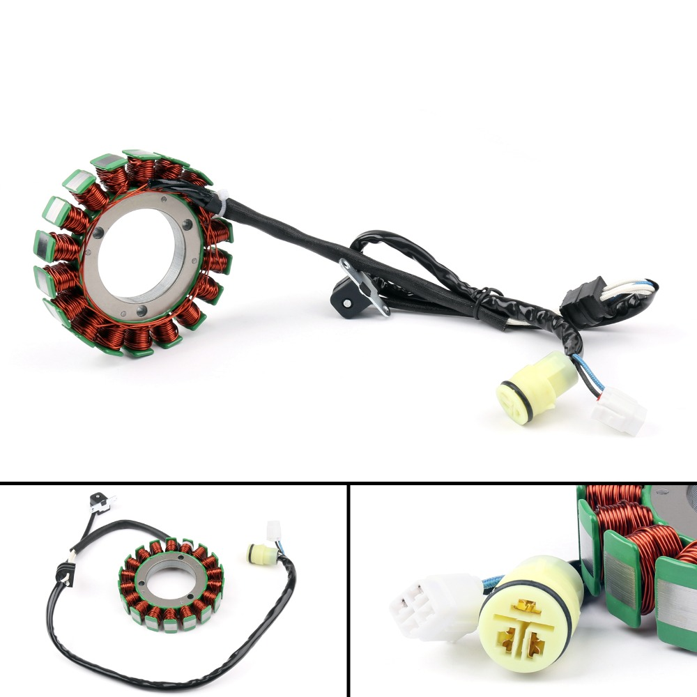 Areyourshop Motorcycle Magneto Generator Engine Stator Coil For Bennche UTV 700 for Massimo MSU 500 for Hisun Aluminium Motors-in Motorbike Ingition from Automobiles & Motorcycles    1