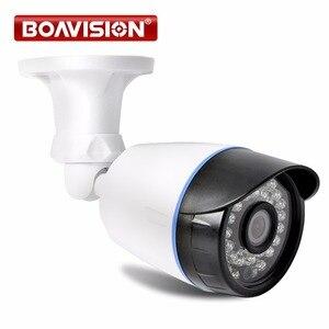 Image 1 - 1.0MP 2MP IP מצלמה חיצוני עמיד למים ראיית לילה Hd 720p 1080p CCTV BULLET מעקבים מצלמה אבטחת Onvif XMEYE P2P