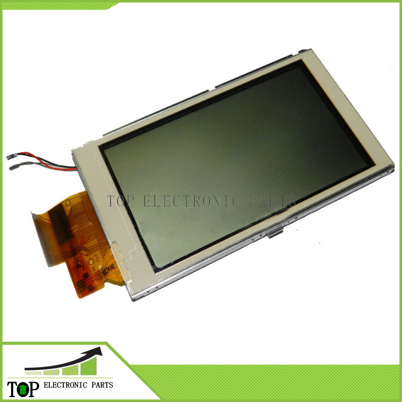 """New Fashion Original 4"""" Inch Lq040t7ub01 Lcd Display With Touch Screen Digitizer For Garmin Montana 600t 650t Handheld Gps Traveling"""